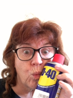 WD-40 350g Can