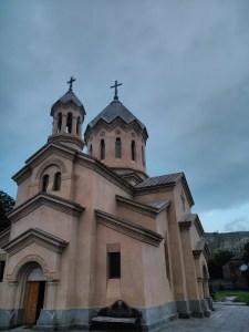 darbas church