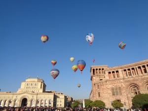 Yerevan Balloons